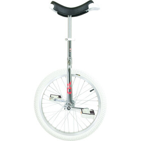 OnlyOne Unicycle, chrome/white